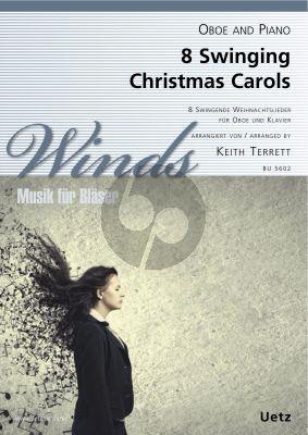 Terrett 8 Swinging Christmas Carols Oboe-Piano