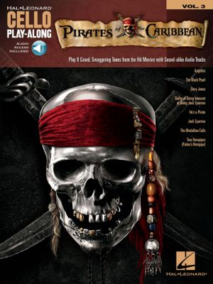 Zimmer Pirates of the Caribbean (Cello Play-Along Series Vol.3)