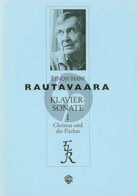 """Rautavaara Sonata No.1 """"Christus und die Fischer"""" Op.50 Piano solo"""