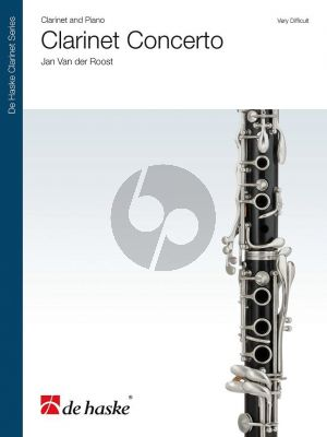 Roost Concerto Clarinet(Bb)-Piano