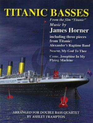 Titanic Basses for Double Bass Quartet