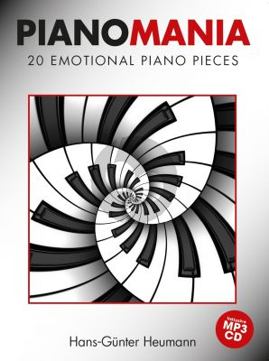 Heumann Pianomania: 20 Emotional Piano Pieces (Bk-Cd)