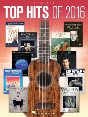 Top Hits of 2016 Ukulele