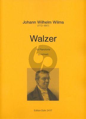Wilms Walzer Klavier (ed. Oliver Drechsel)