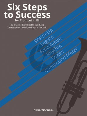 Clark Six Steps to Success for Trumpet
