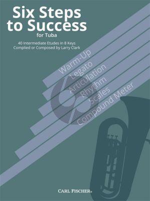 Clark Six Steps to Success for Tuba