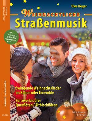 Heger Weihnachtliche Strassenmusik Querflöte/Altblockflöte