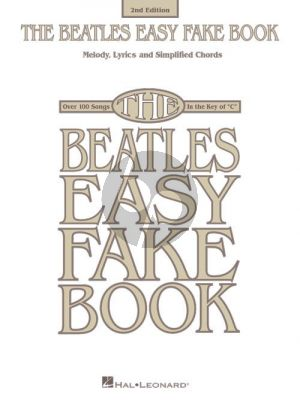The Beatles Easy Fake Book (all C Instr.)