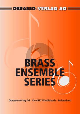 Bizet Carmen for Brass 2 Trp[Bb]-Horn[F/Eb]-Trombone [Tc/Bc) (Score/Parts)