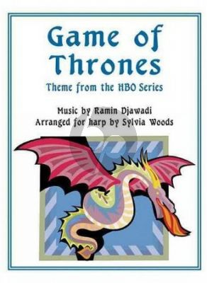 Djawadi Game of Thrones for Harp (arr. Sylvia Woods)