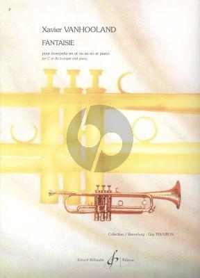 VanHooland Fantaisie Trompette[C ou Bb]-Piano