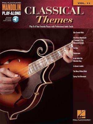 Classical Themes (Mandolin Play-Along Series Vol.11)