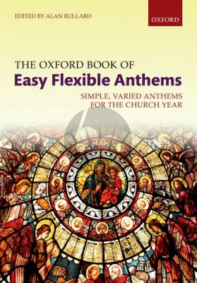 Oxford Book Easy Flexible Anthems