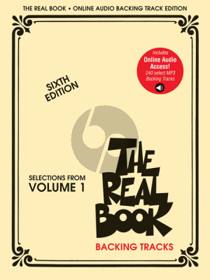 The Real Book – Selections from Volume 1 Play-Along Audio Files