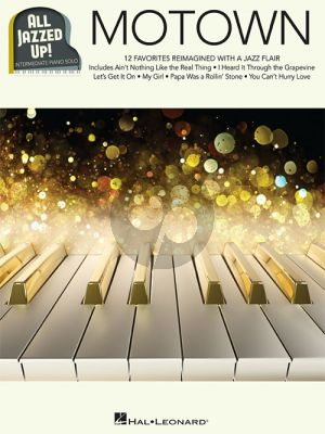 Motown – All Jazzed Up! Piano solo