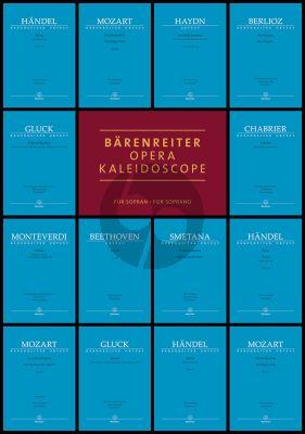Bärenreiter Opera Kaleidoscope for Soprano Voice-Piano
