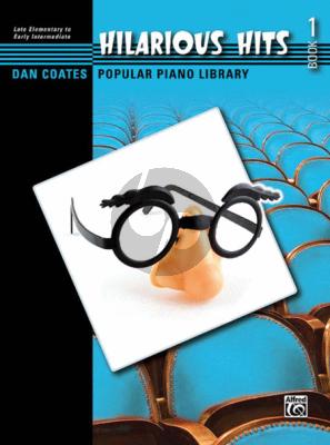 Hilarious Hits Vol.1 (Dan Coates Popular Piano Library)