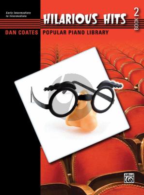 Hilarious Hits Vol.2 (Dan Coates Popular Piano Library)