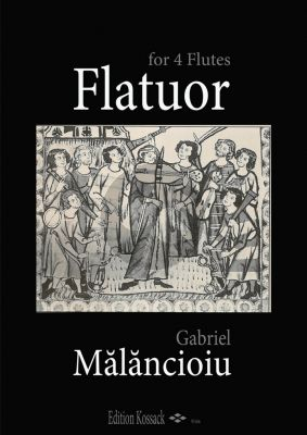 Malancioiu Flatuor 4 Flutes
