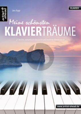 Rupp Meine schönsten Klavierträume