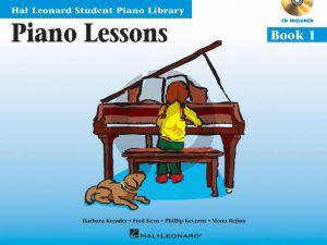 Hal Leonard Piano Lessons Book 1 (Bk-Cd)
