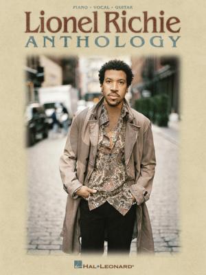 Lionel Richie Anthology Piano-Vocal-Guitar