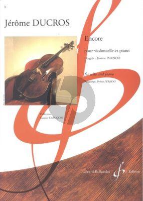 Ducros Encore Violoncello-Piano