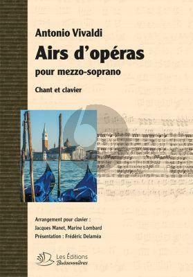 Airs d'Opera Mezzo Soprano (Chant-Piano)