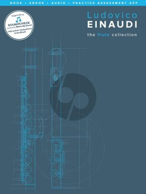 Einaudi The Flute Collection (8 Pieces) (Book with online Media)