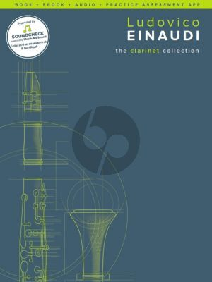 Einaudi The Clarinet Collection (8 Pieces) (Book with online Media)