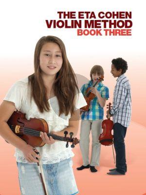 Cohen Violin Method Vol.3 (revised edition)