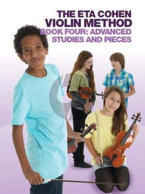 Cohen Violin Method Vol.4 (revised edition)