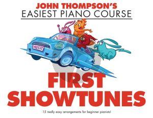 Thompson First Showtunes (John Thompson's Easiest Piano)