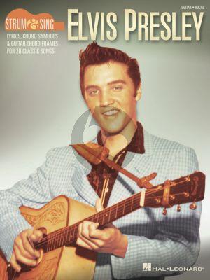 Elvis Presley – Strum & Sing Guitar (Guitar-Vocal)