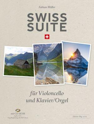 Muller Swiss Suite Violoncello-Klavier(Orgel)