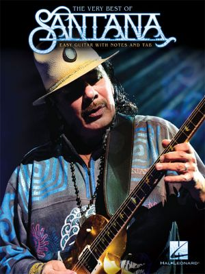 The Very Best of Santana Easy Guitar (with tab.)