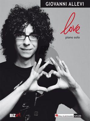 Allevi Love for Piano solo