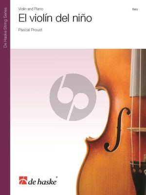 Proust El violín del niño Violin-Piano