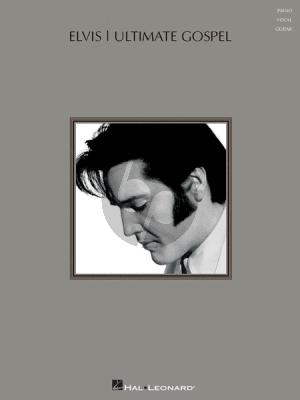 Elvis - Ultimate Gospel Piano-Vocal-Guitar