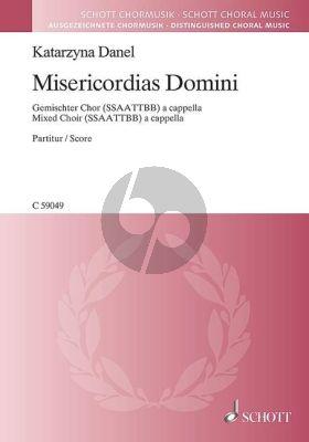 Danel Misericordias Domini SSAATTBB