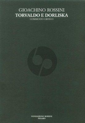 Rossini Torvaldo e Dorliska Full Score (edited by F.P. Russo) (Ricordi Critical Edition)