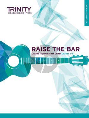 Raise the Bar Guitar book 2 (Grades 3–5)