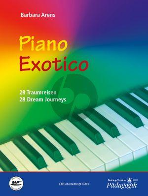 Arens Piano Exotico (28 Dream Journeys)
