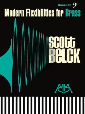Belck Modern Flexibilities for Brass: Bass Clef