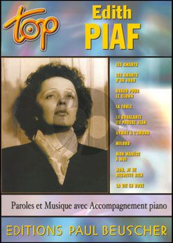 Top Piaf Voice with Guitar (or Piano)