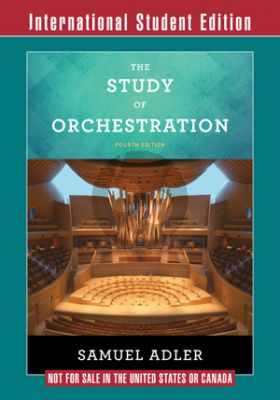 Study of Orchestration