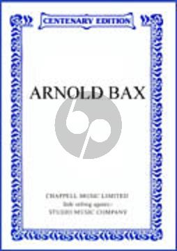 Bax Slow Movement for the Left Hand Piano