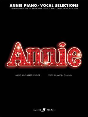 Strouse Annie Vocal Selections