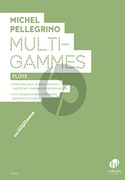 Pellegrino Multi-Gammes pour Flûte