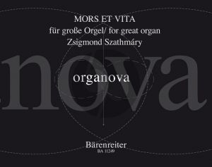 Szathmary Mors et Vita for great organ